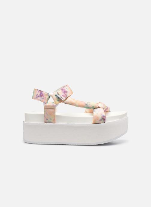Sandali e scarpe aperte No Name POPPY SUNSET Bianco immagine posteriore