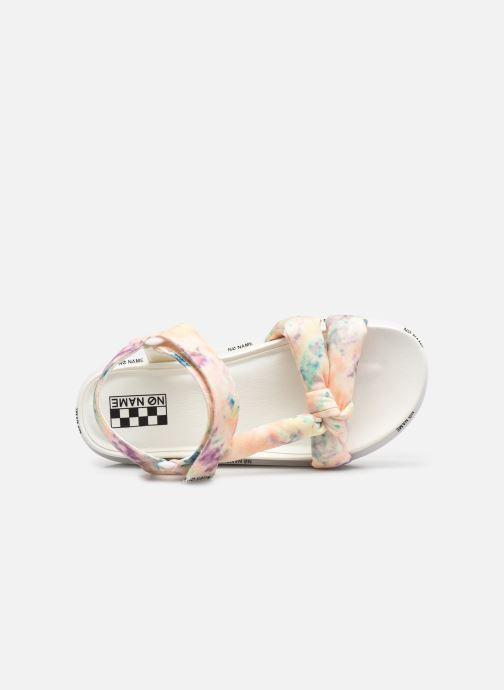 Sandali e scarpe aperte No Name POPPY SUNSET Bianco immagine sinistra