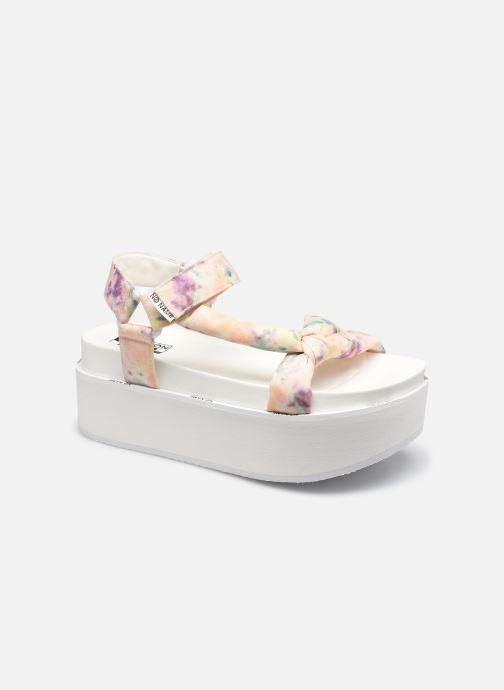 Sandalen No Name POPPY SUNSET weiß detaillierte ansicht/modell