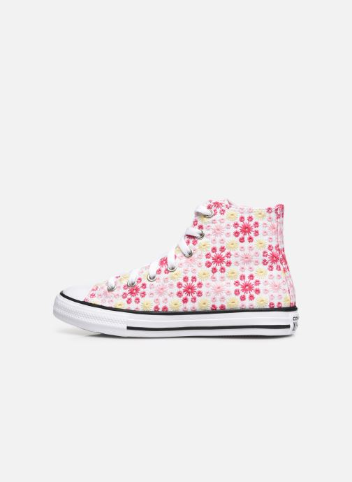 Sneakers Converse Chuck Taylor All Star E Roze voorkant