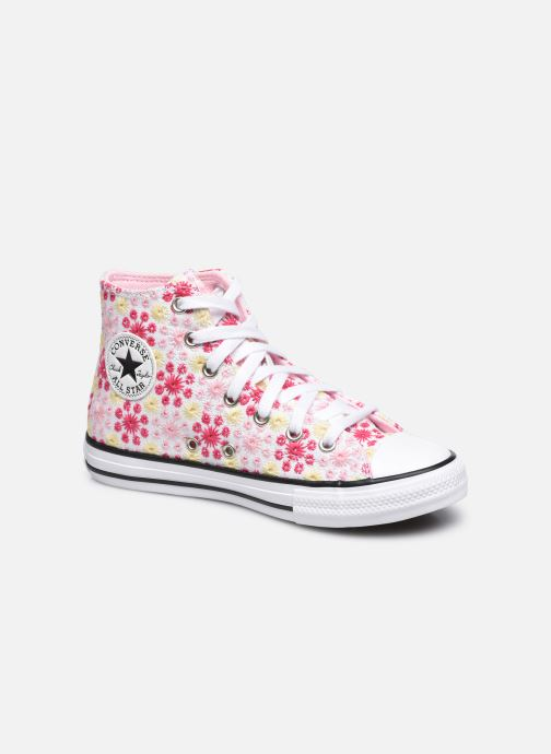 Sneakers Converse Chuck Taylor All Star E Roze detail