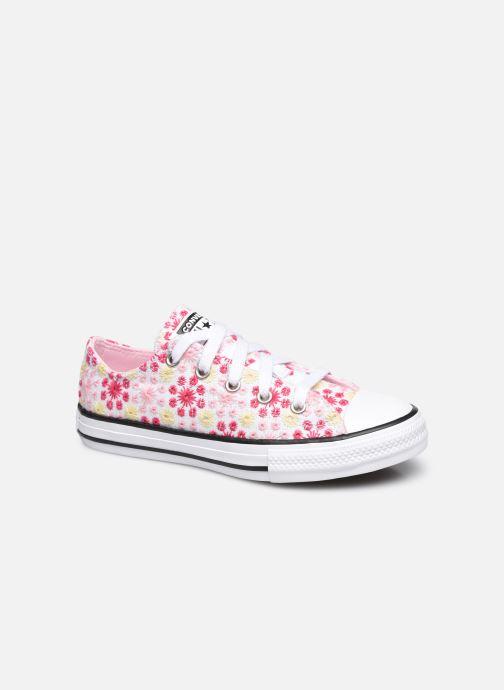 Sneakers Converse Chuck Taylor All Star Core Hi E Roze detail