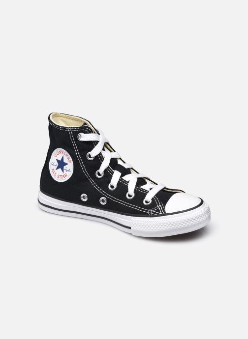 Sneakers Converse Chuck Taylor All Star Core Hi E Zwart detail