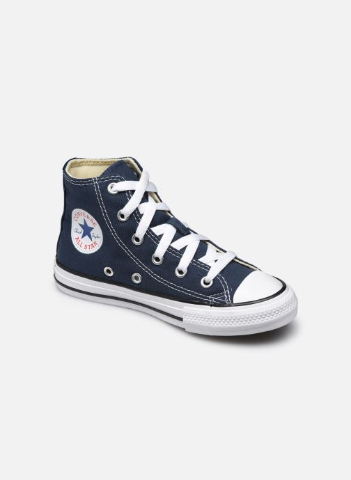 Sneakers Converse Chuck Taylor All Star Core Hi E Blauw detail