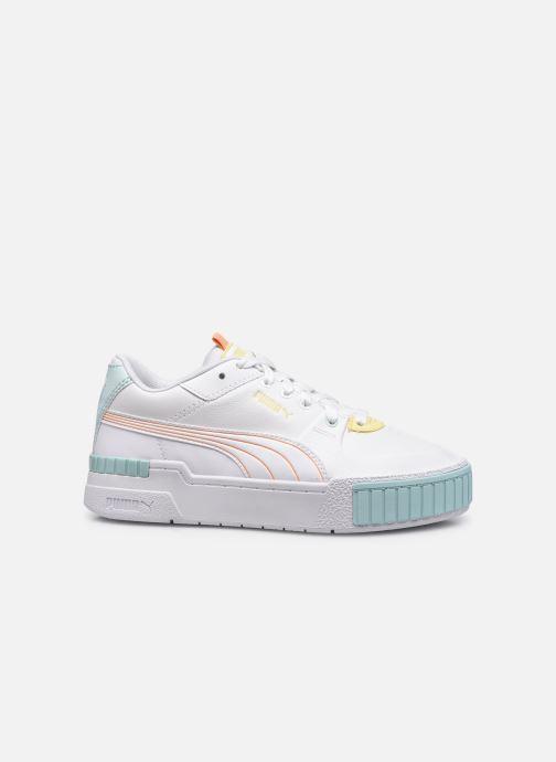 Sneakers Puma CALI SPORT PASTEL MIX Wit achterkant