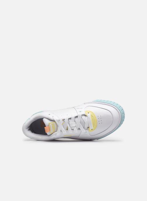 Sneakers Puma CALI SPORT PASTEL MIX Wit links