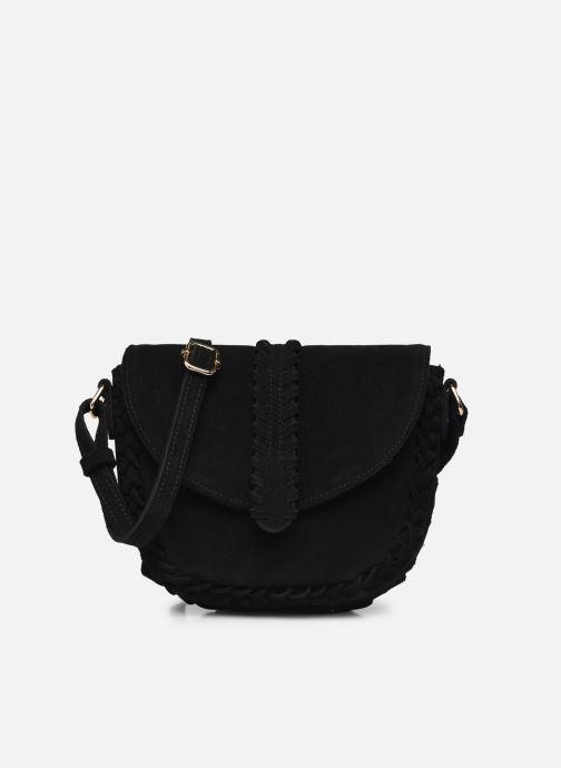 Handtassen Georgia Rose Eni Zwart detail