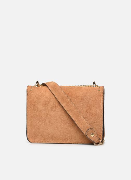 Handtaschen Georgia Rose Eva braun ansicht von vorne