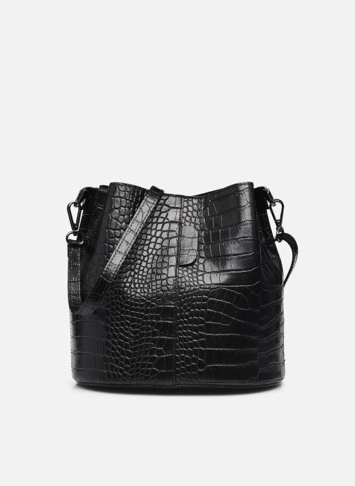 Handtaschen Georgia Rose Ecroco schwarz detaillierte ansicht/modell