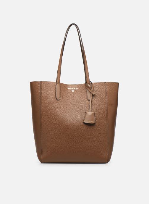 Handtaschen Michael Michael Kors SINCLAIR LG NS SHOPPER TOTE braun detaillierte ansicht/modell
