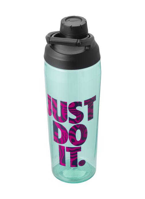 Altro Nike Nike Tr Hypercharge Chug Bottle 24 Oz Graphic Rosa vedi dettaglio/paio