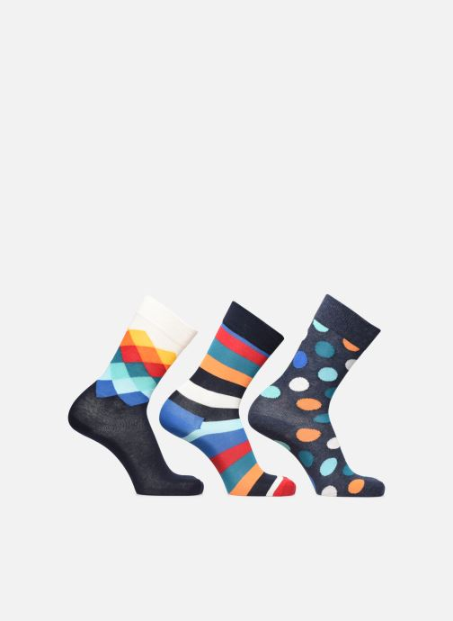 Chaussettes et collants Happy Socks Classic Mix Gift Box Multicolore vue détail/paire