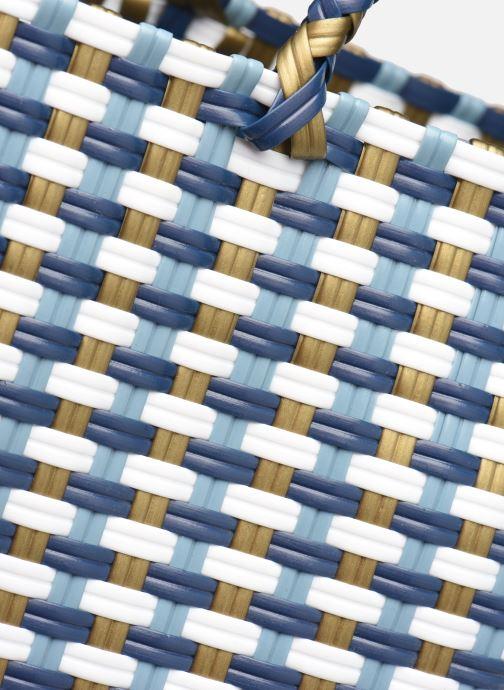 Handtassen Minelli FMS0008TRS Blauw links