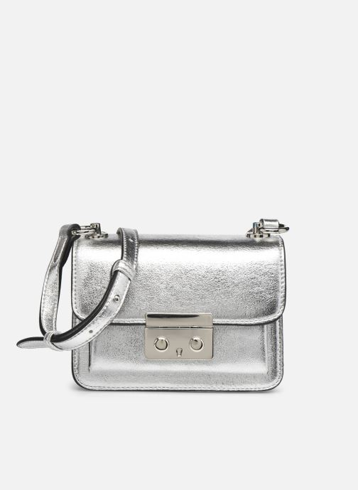 Handtassen Minelli FMS0024MET Zilver detail