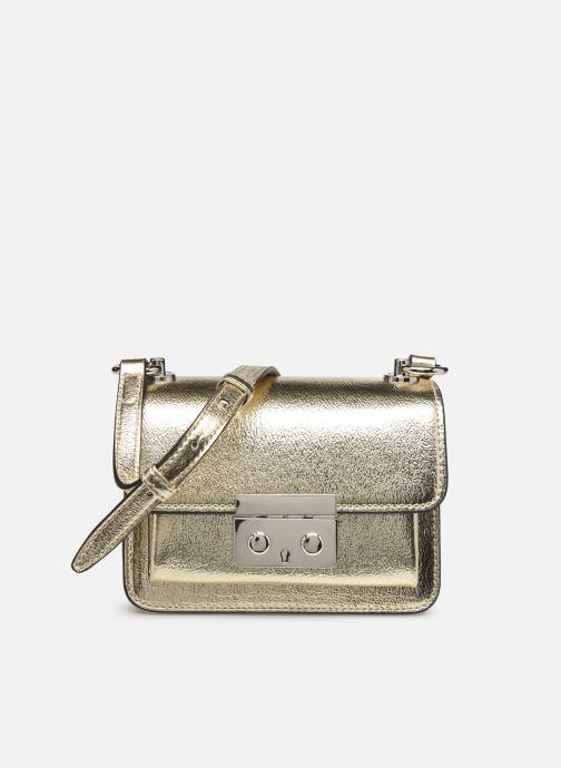 Handtassen Minelli FMS0024MET Goud en brons detail