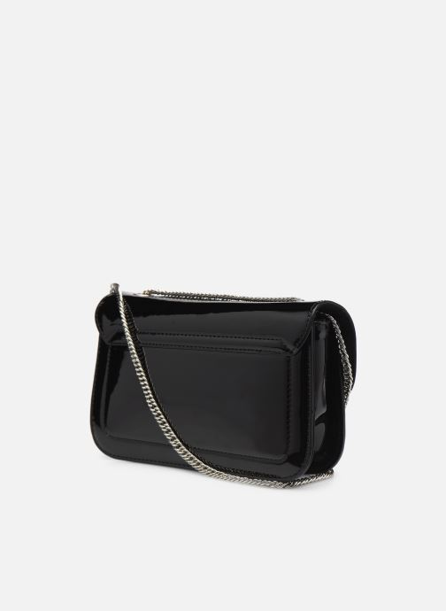 Handtassen Minelli MS407BVER Zwart rechts