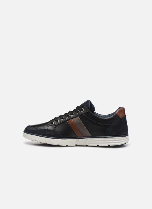 Sneakers Minelli H610004LIS Blauw voorkant