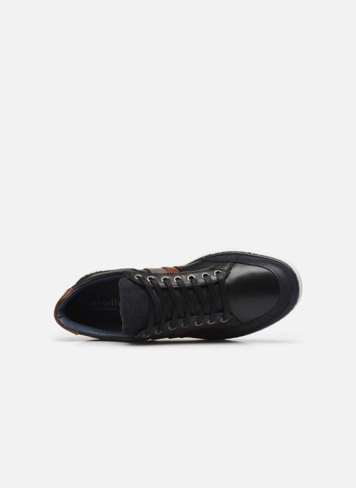 Sneakers Minelli H610004LIS Blauw links