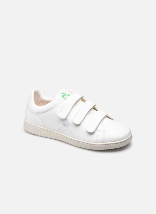 Sneaker Le Coq Sportif Gaia Velcro W weiß detaillierte ansicht/modell