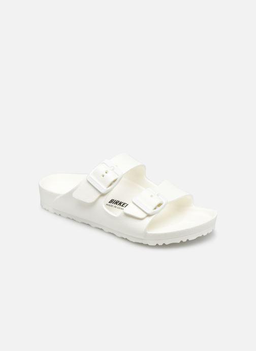 Sandales et nu-pieds Birkenstock ARIZONA EVA K Blanc vue détail/paire