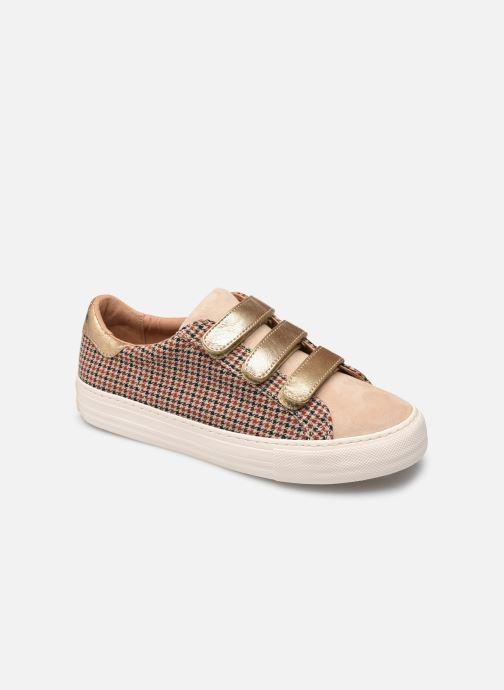 Sneakers Dames ARCADE STRAPS TARTAN