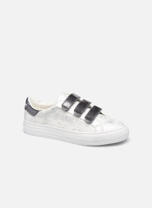 Sneakers No Name ARCADE STRAPS Zilver detail