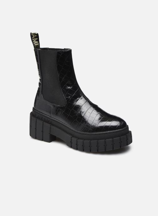 Stiefeletten & Boots No Name KROSS CHELSEA schwarz detaillierte ansicht/modell