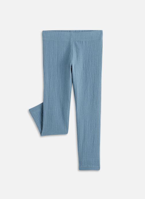 Vêtements Sarenza x Elise Chalmin Pantalon Louis Bleu vue détail/paire