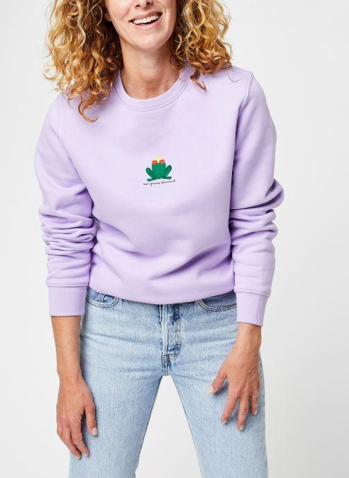 Vêtements Accessoires sweat Giorgio violet