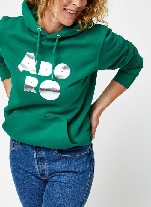 Kleding Accessoires sweat Adoro vert