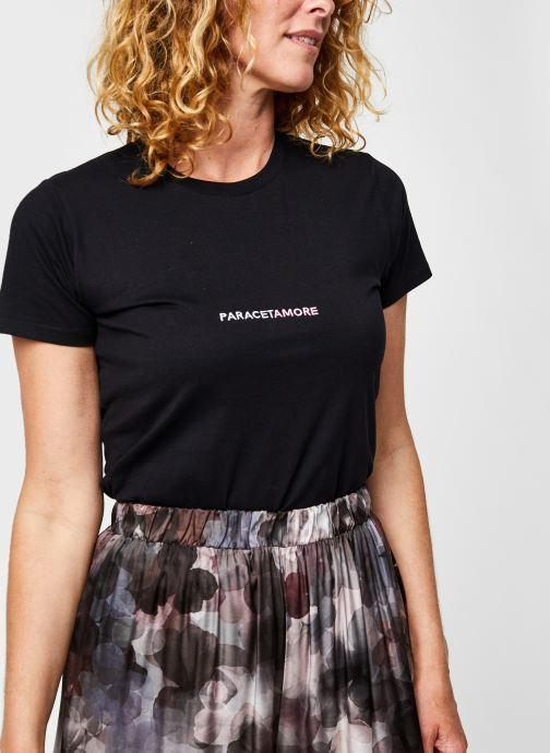 Kleding Accessoires T-Shirt Adoro Noir