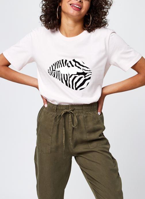 Tøj Accessories T-Shirt Martina Zèbre Rose