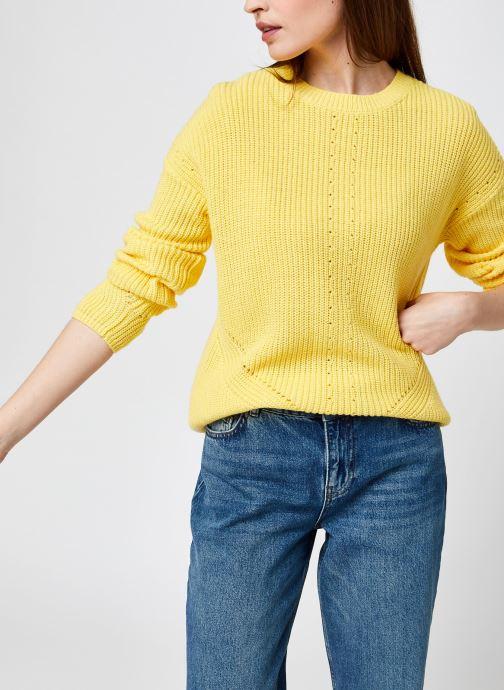 Abbigliamento Accessori Pckarie Ls O-Neck Knit Noos