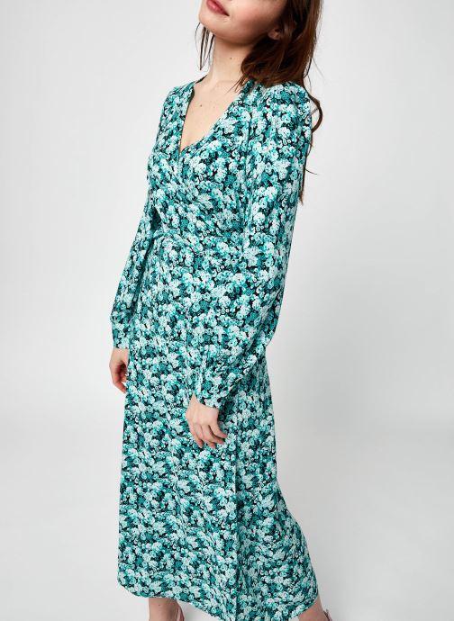 Vêtements Accessoires Yasgreeni Ls Long Wrap Dress - D2D