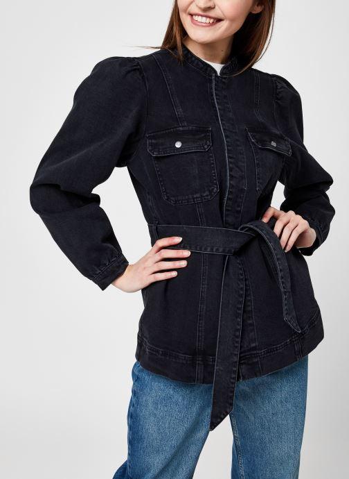 Vêtements Accessoires Vmflavia Ls Belt Denim Jacket