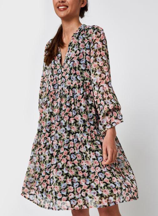 Vêtements Accessoires Vmlilo L/S V-Neck  Dress Lcc