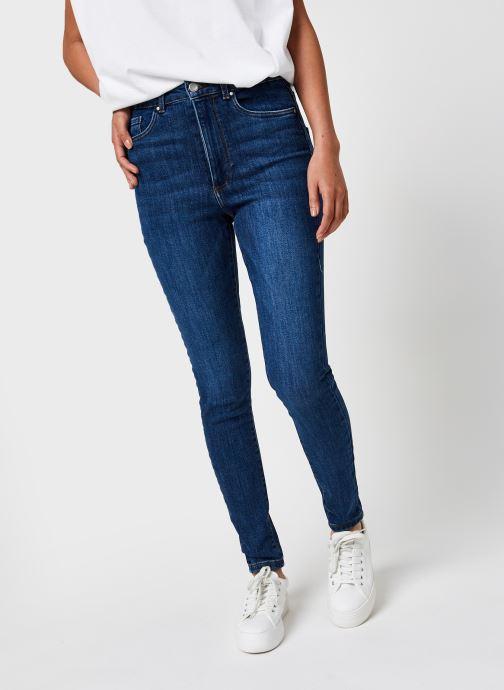 Vêtements Vero Moda Vmloa Hr Skinny Jeans Vi374 Ga Noos Bleu vue détail/paire