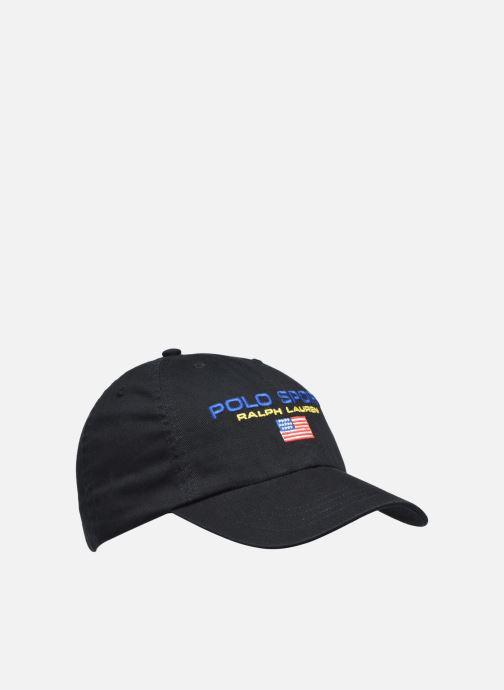 Pet Polo Ralph Lauren Cl Sport Cap Headwear Hat Zwart detail