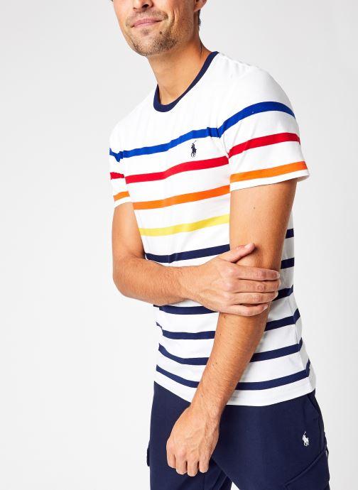 Kleding Polo Ralph Lauren 26/1 Jersey Ssl Tsh M2 Multicolor detail