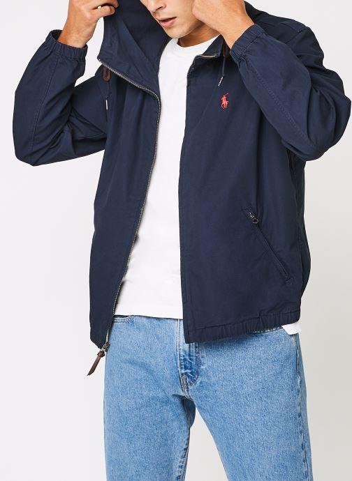 Kleding Accessoires Cotton Poplin Colt Hooded Wb