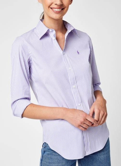 Kleding Accessoires Anrw Georgia Slim Long Sleeve Shirt