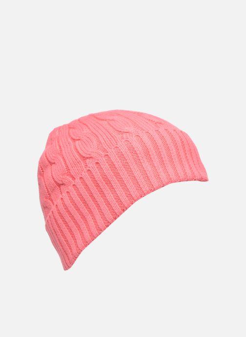 Berretto Polo Ralph Lauren Ct Cble Hat Hat Cold Weather Rosa vedi dettaglio/paio