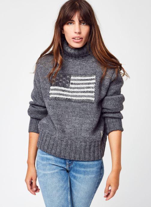 Kleding Accessoires Bd Flag Classic Long Sleeve Sweater