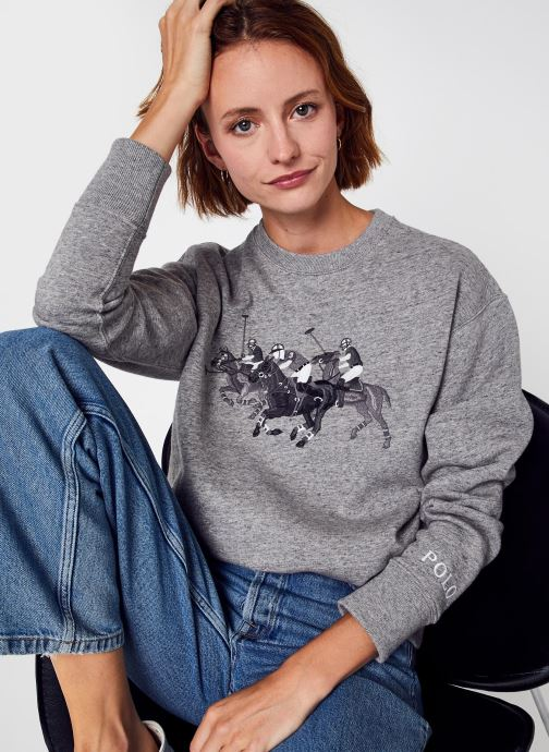 Vêtements Accessoires Heard Cn Po Long Sleeve Sweatshirt