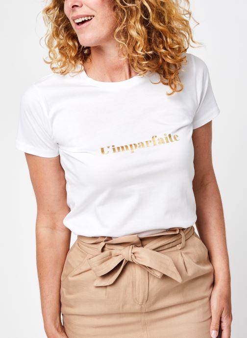 Kleding Accessoires T-shirt L'imparfaite Gold