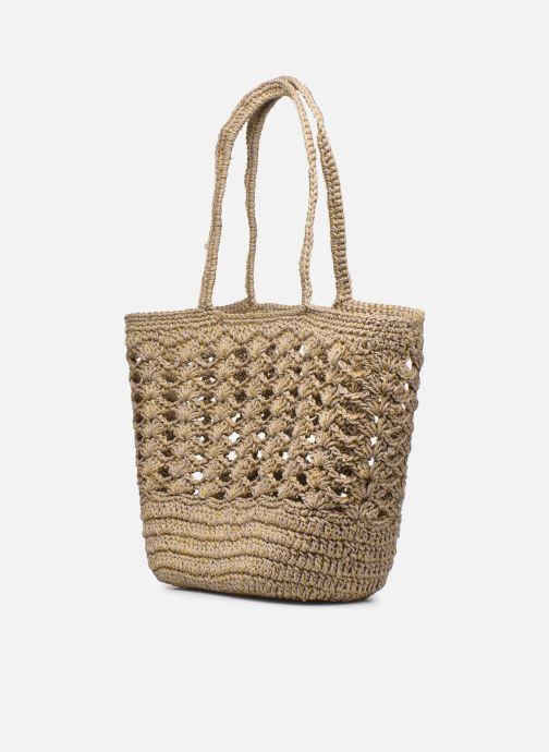 Handtaschen I Love Shoes LOLAA beige schuhe getragen