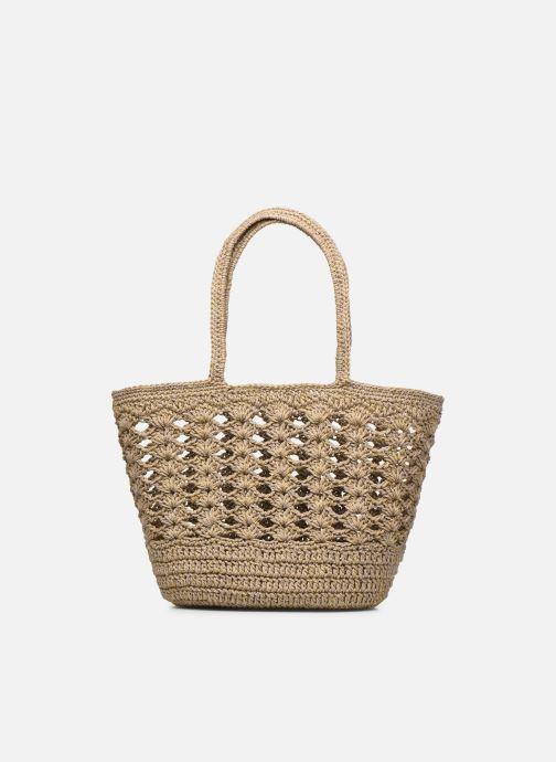 Handtaschen I Love Shoes LOLAA beige ansicht von vorne