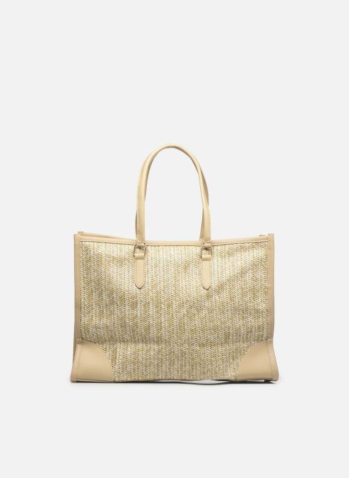 Handtaschen I Love Shoes LUCIANA beige ansicht von vorne