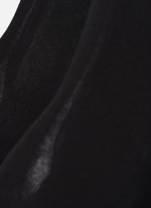 Calze e collant BLEUFORÊT Chaussettes Coton Duo Jersay Nero modello indossato