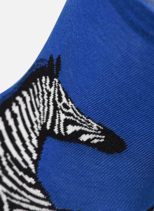 Calze e collant BLEUFORÊT Chaussettes zèbre Azzurro modello indossato